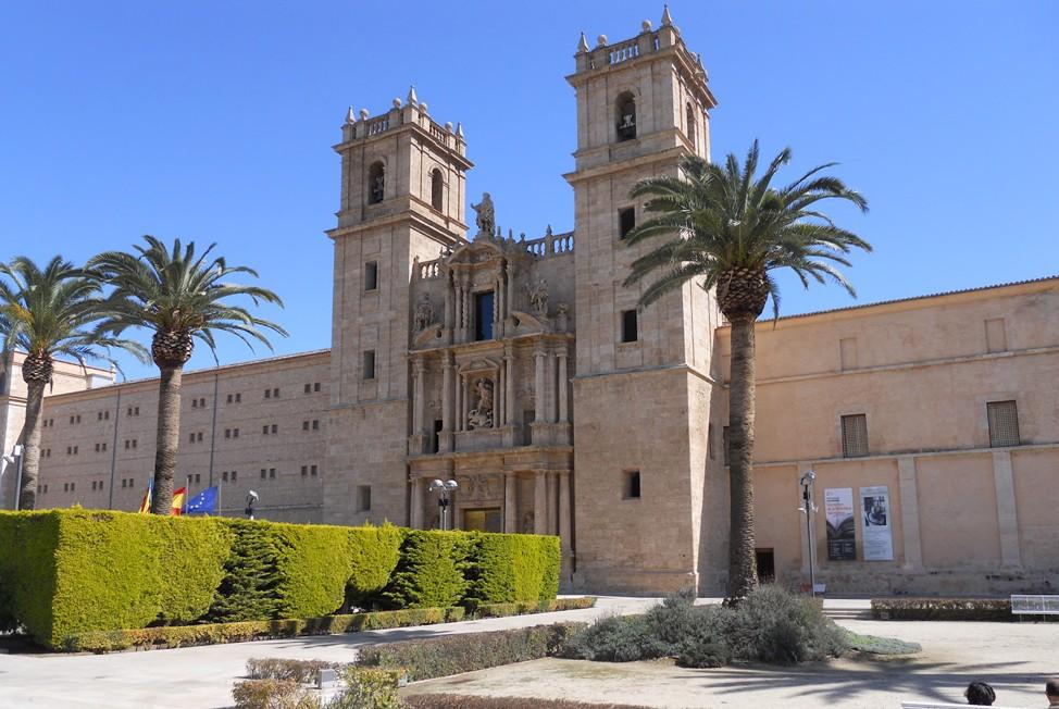 Antiguo Monasterio San Miguel de los Reyes